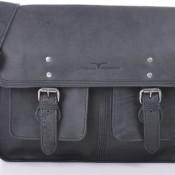 URBAN FOREST Umhängetasche Leder, Messenger Bags und Kuriertaschen