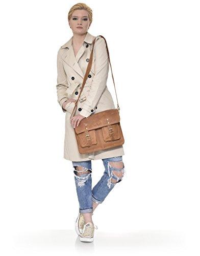 Leder Messenger Bags