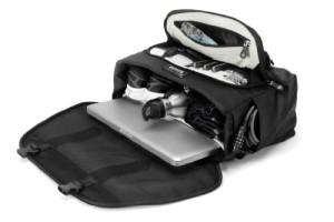 booq Boa nerve BNL-GFT Laptoptasche graphite Wissenswertes über Messenger Bags