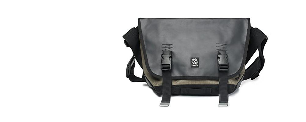 Crumpler Muli Messenger M, Messenger-Bags.info