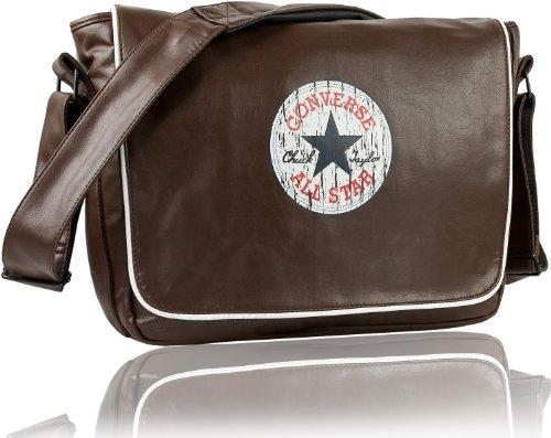 16681ec8856e4 Converse Vintage Patch Messenger Bag  Umhängetasche