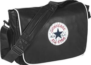 Converse Vintage Patch Messenger Bag - black