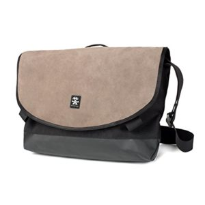 Crumpler Umhängetasche Proper Roady Leather Slim| Messenger-Bags.info