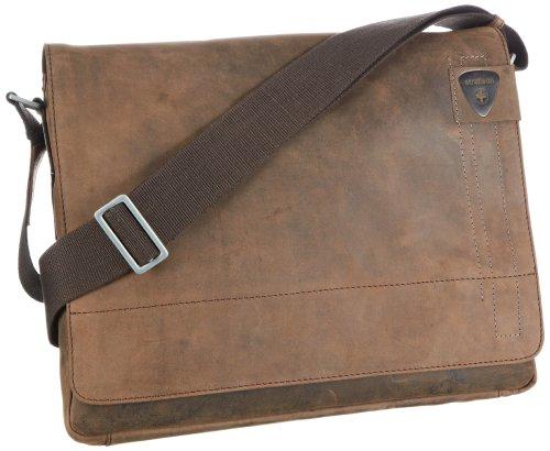 verschiedene Arten von beliebte Geschäfte Treffen STRELLSON Richmond 14″ Laptop Messenger Bag / Umhängetasche