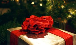 Geschenk / Weihnachtsgeschenk - Messenger Bag Teil 1