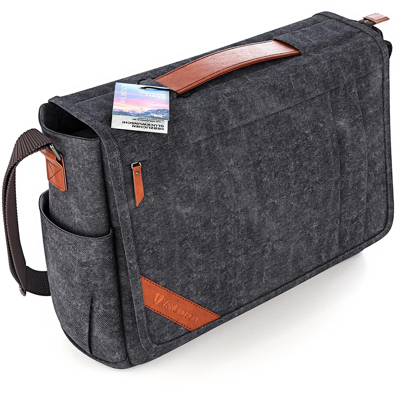VanLindson Messenger Bags